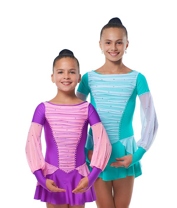 Competition Dresses, Abigail (violet), pic 3