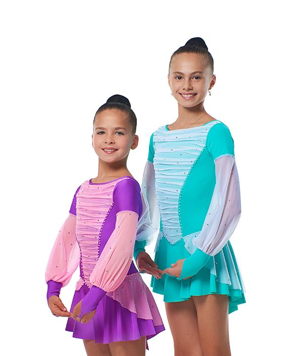 Competition Dresses, Abigail (violet), pic 4