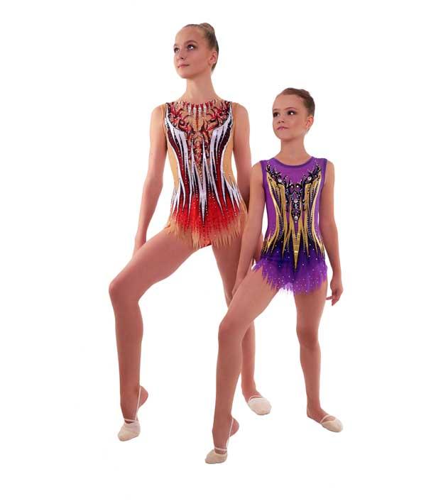 Competition Leotards, Nicole, pic 4
