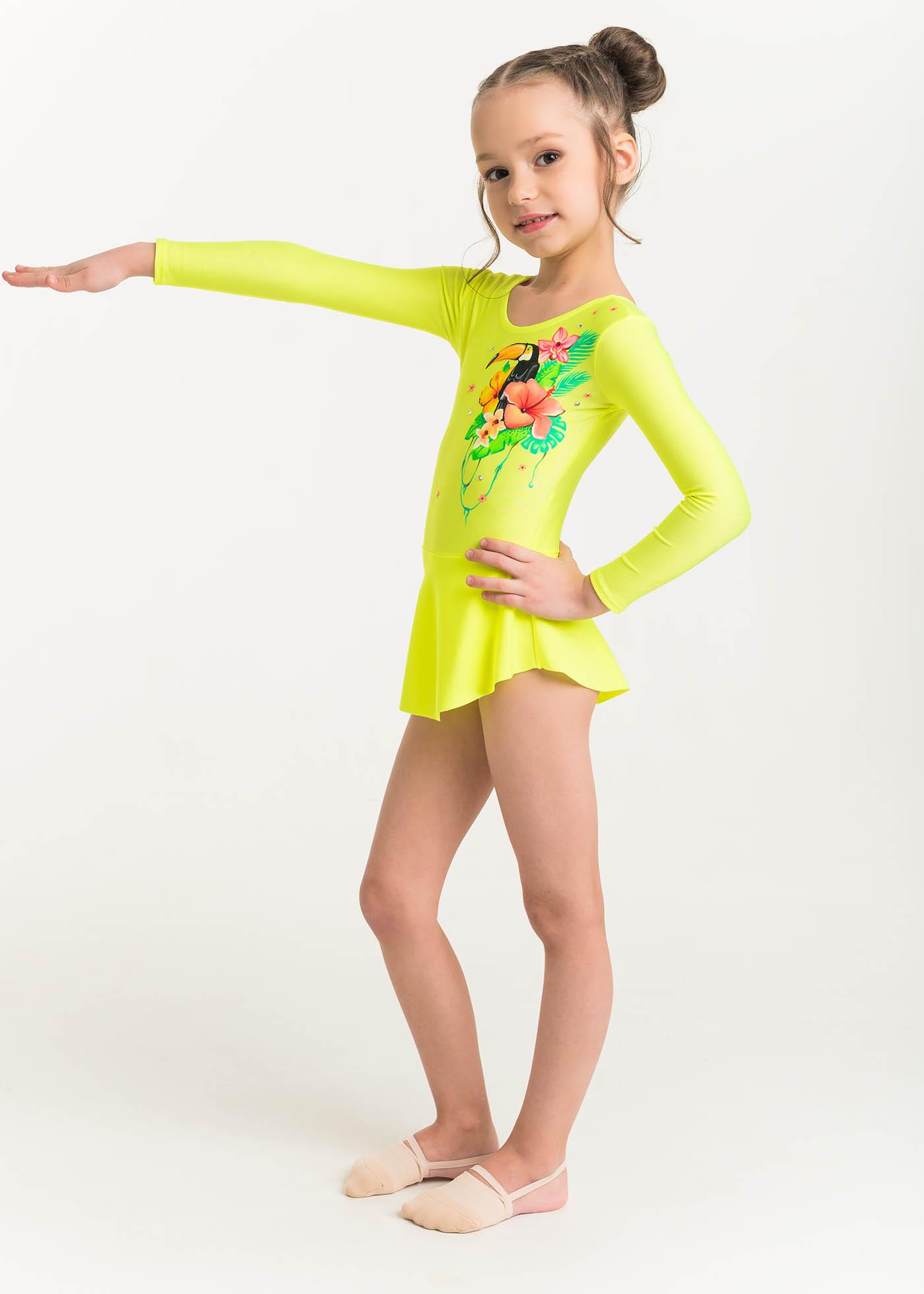 Rhythmic gymnastics, Tropics, pic 3