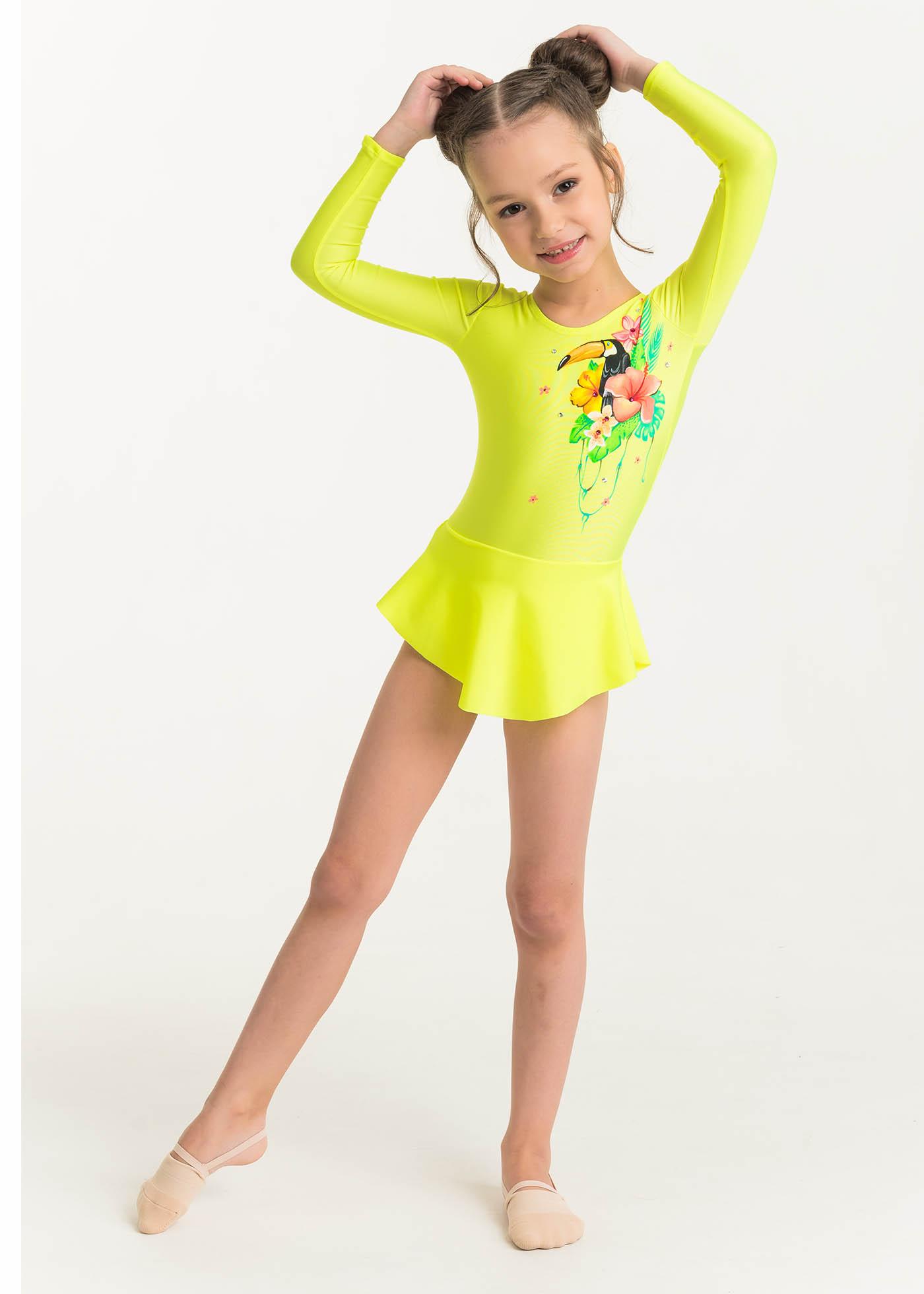 Rhythmic gymnastics, Tropics, pic 4