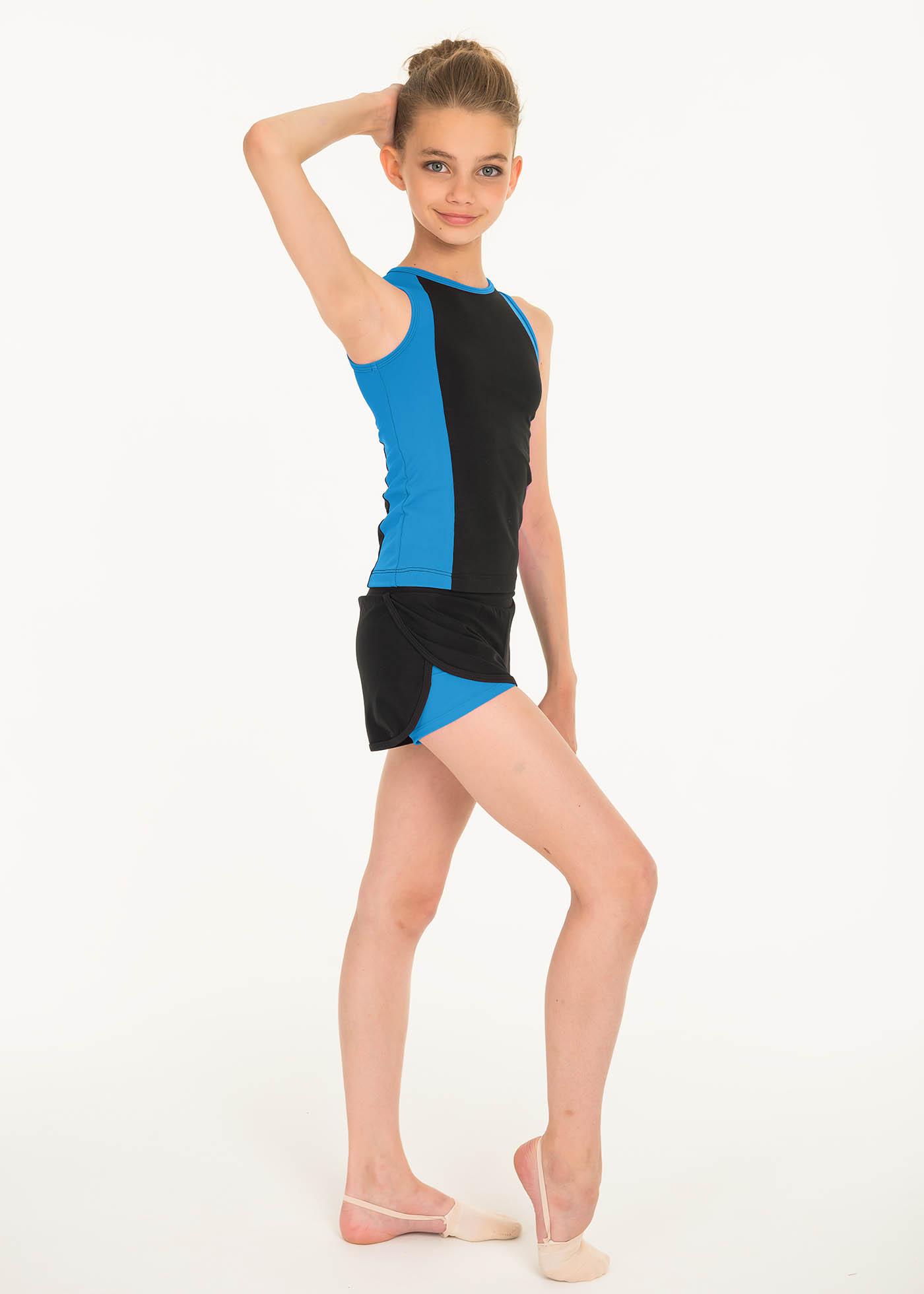 Shorts, Double shorts Gudvin, blue, pic 4