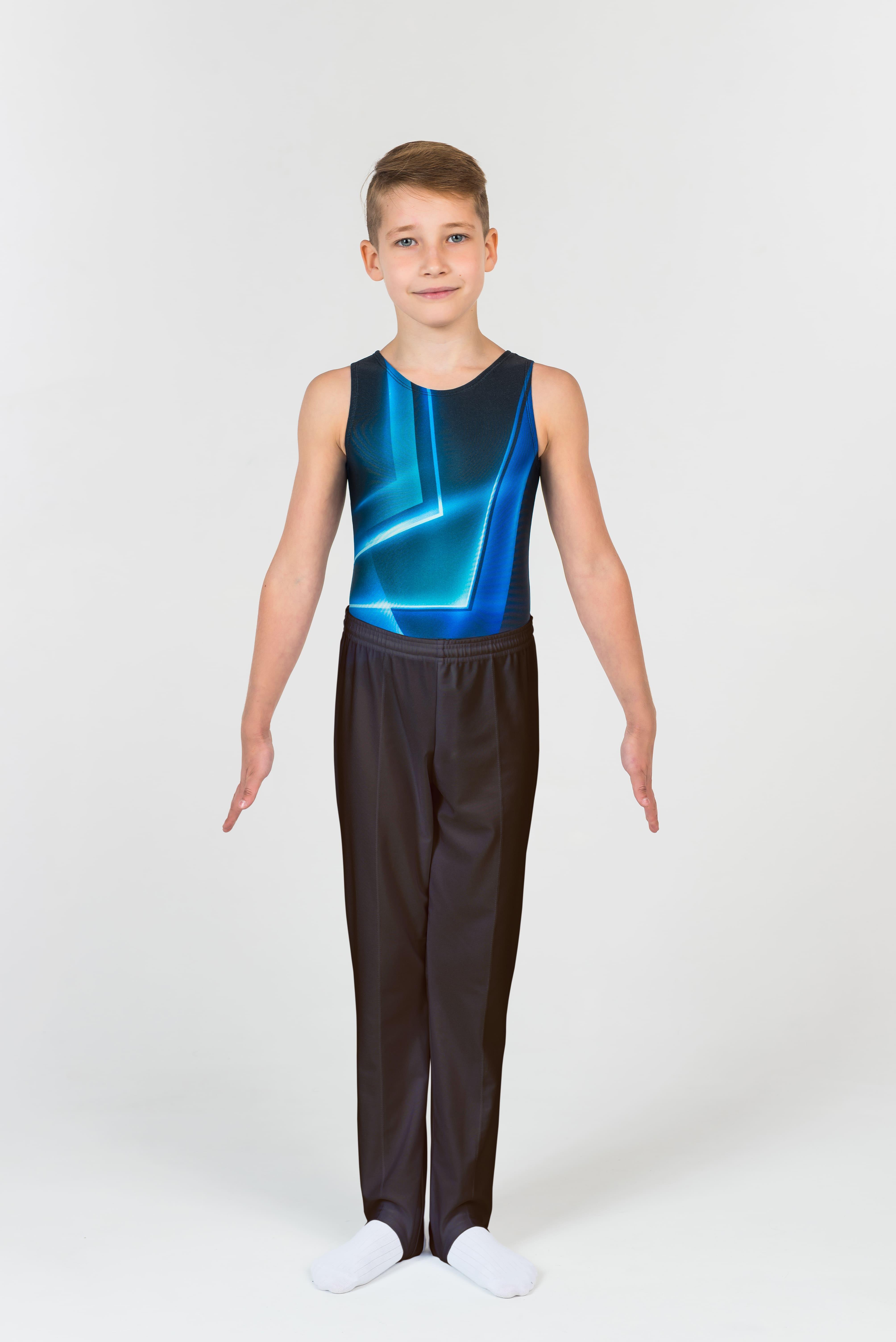 Men's Leotards, Gymnastic pants (male), pic 3