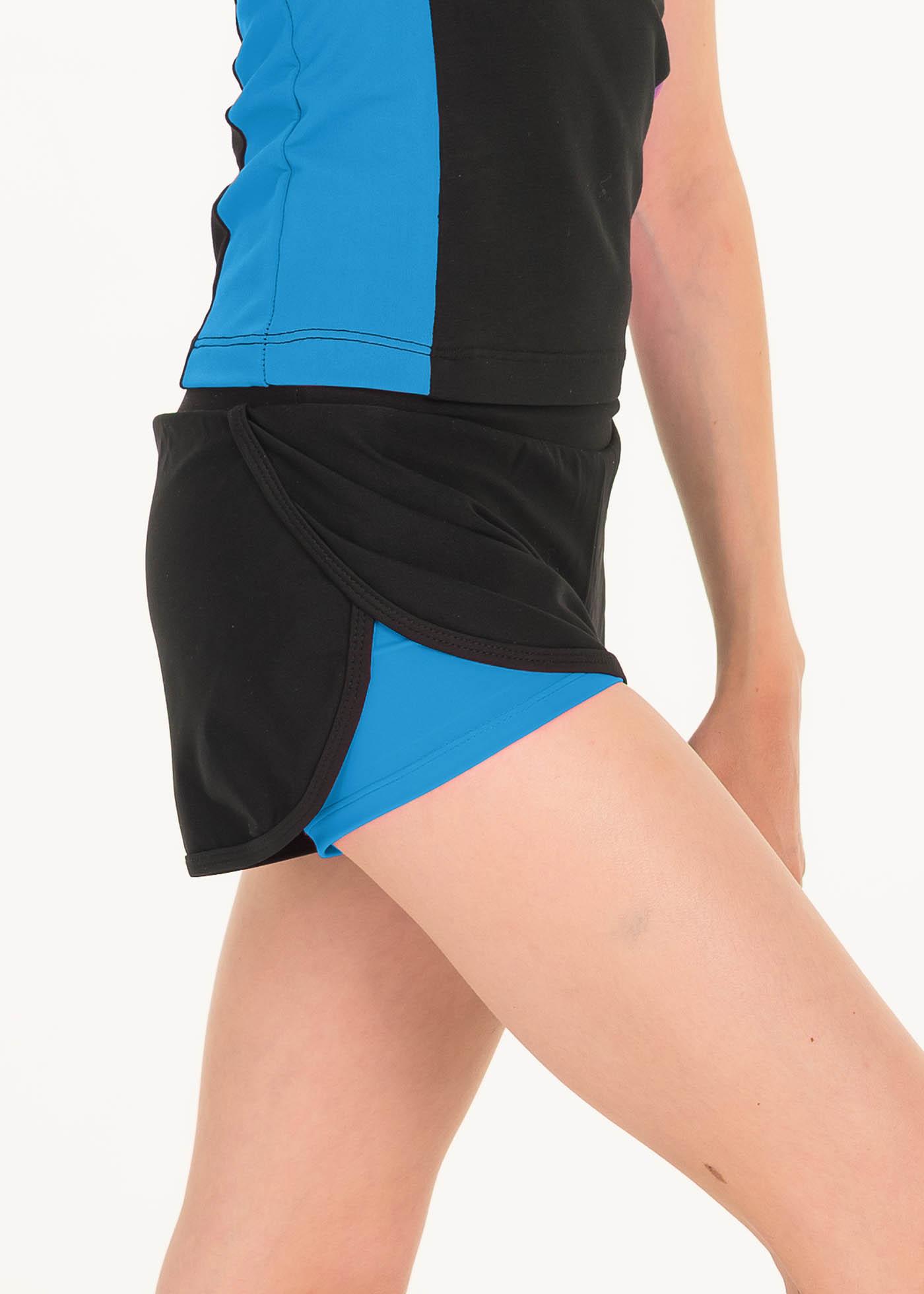 Shorts, Double shorts Gudvin, blue, pic 1