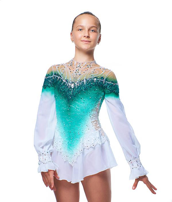 Competition Dresses, Malachite Casket, pic 1